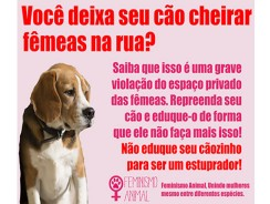 Feminismo Animal, era o que faltava…